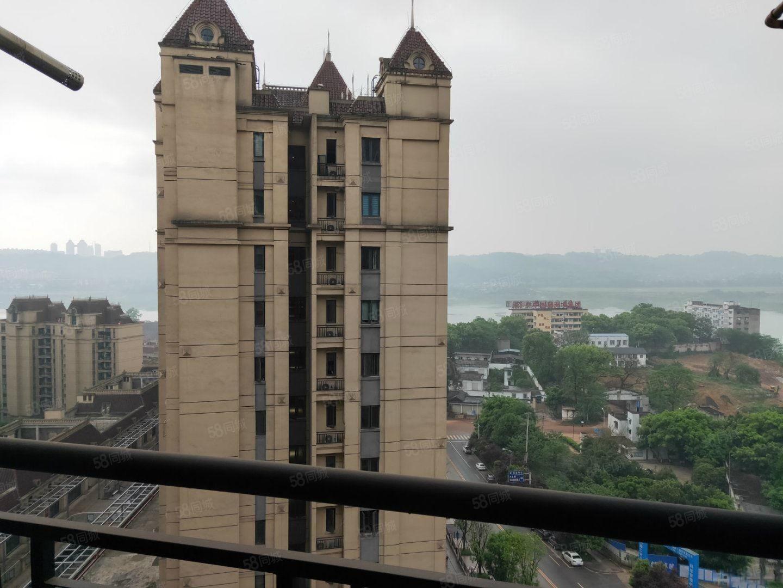 城西高档江景精装公寓恒大御景湾业主自住割爱出租价格实惠带阳台