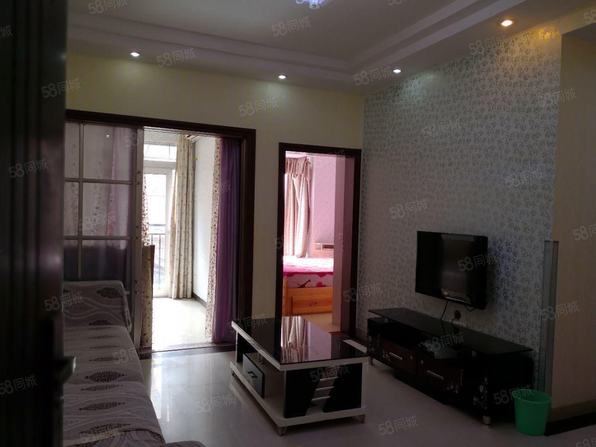 中慧精装两室55平米仅售38.5万首付15万拎包入住环境优美
