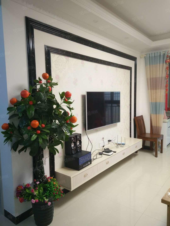 百福嘉苑精裝兩房,全新裝修基本未住,買來可以直接拎包入住