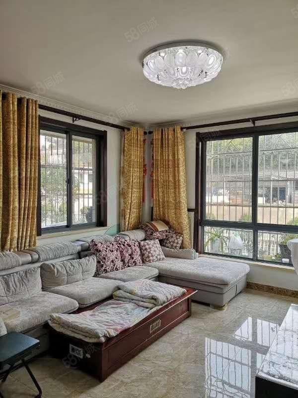 恒宏家园一楼109平方加储藏室,户型方正,采光好精装拎包入住