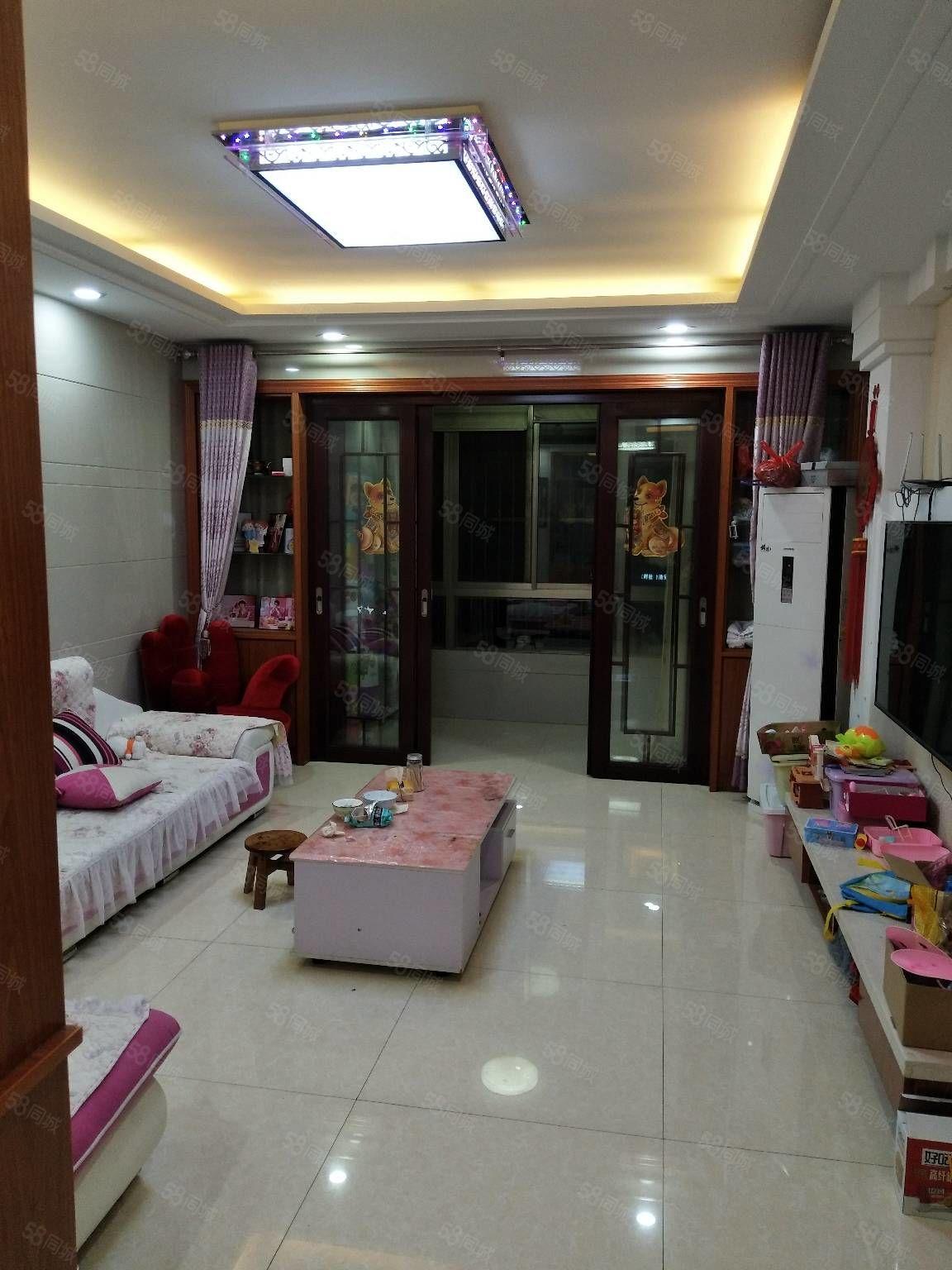 惠众东区4楼2室2厅1卫100平精装潢储藏室11平82.5万