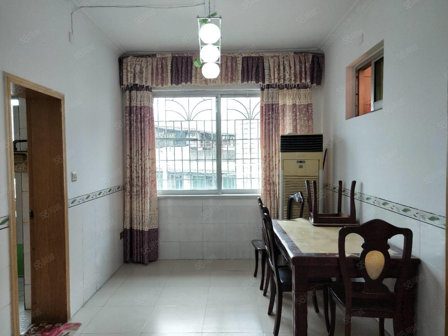 一中對面百慶小區,城中心的小區房可改三室