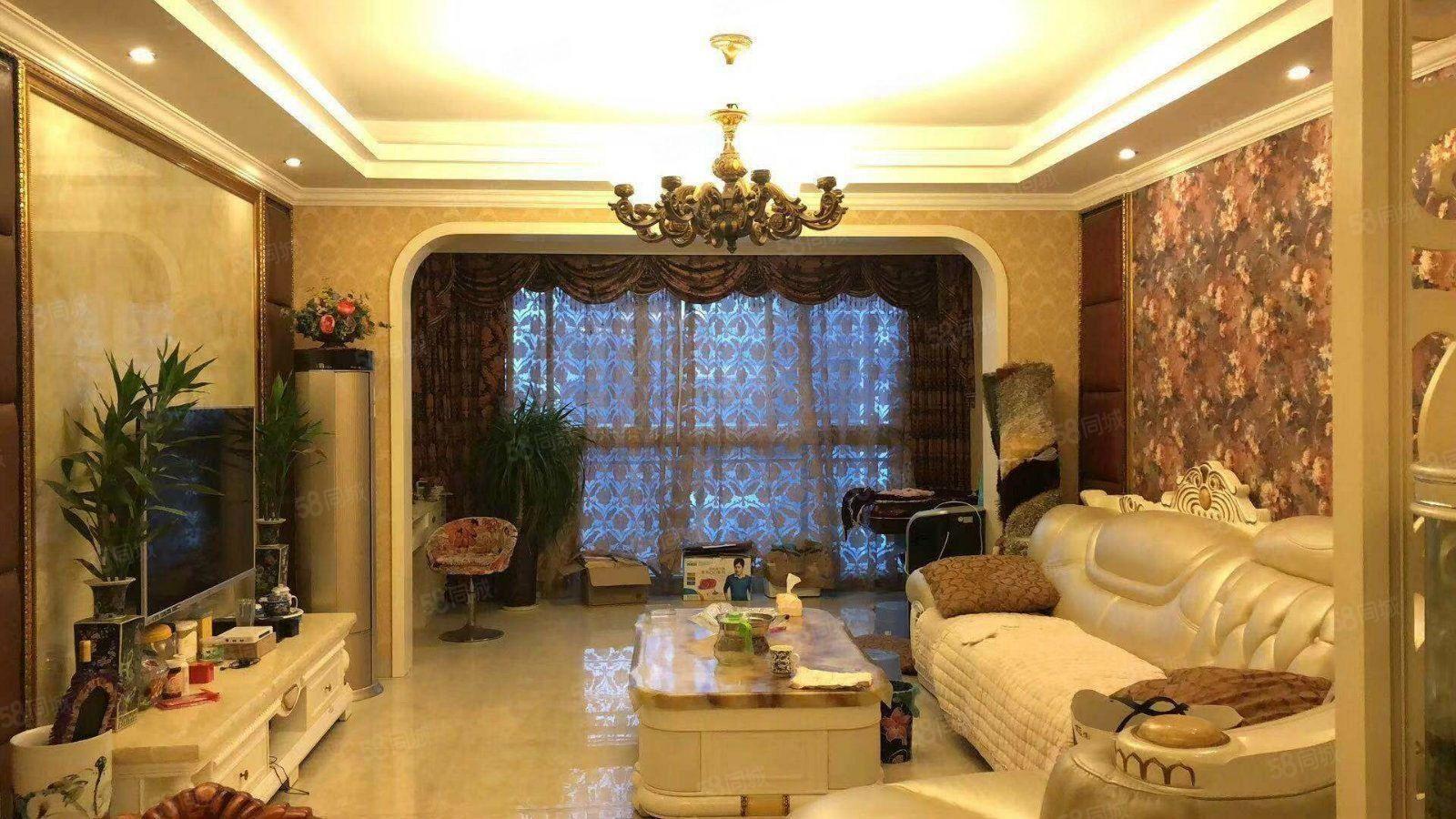 亏本处理锦华十年城精装3房出售装修都花了50万