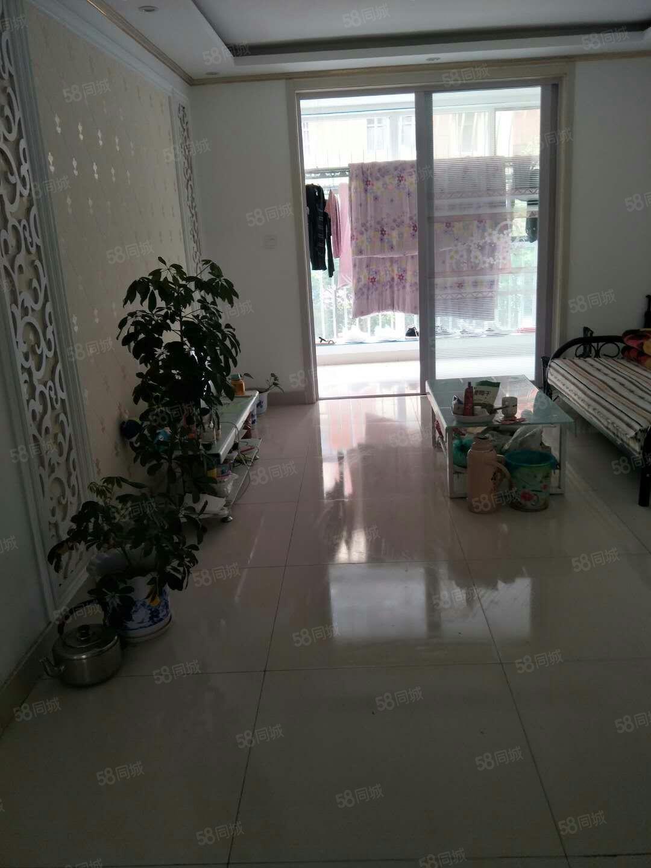 地鑫富华园精装两室家具齐全带空调