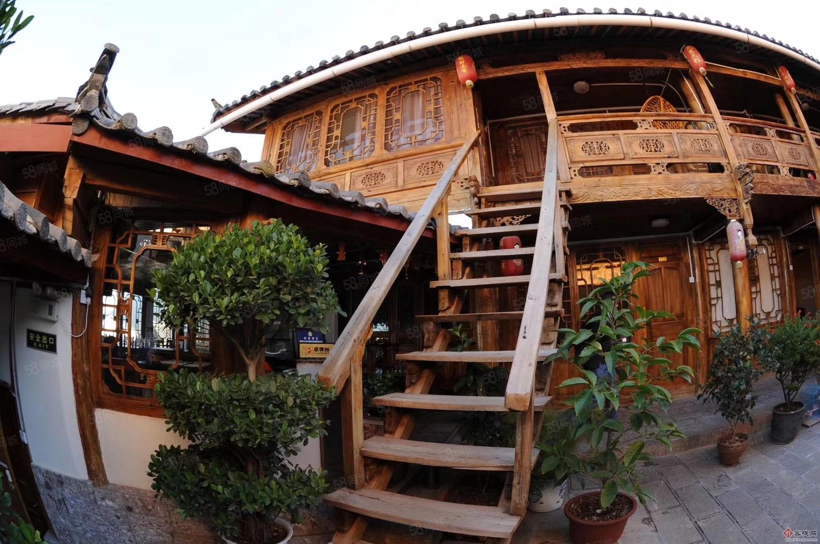 拥有独立花园和私密空间特色民宿一颗印客栈就在抚仙湖广龙小镇