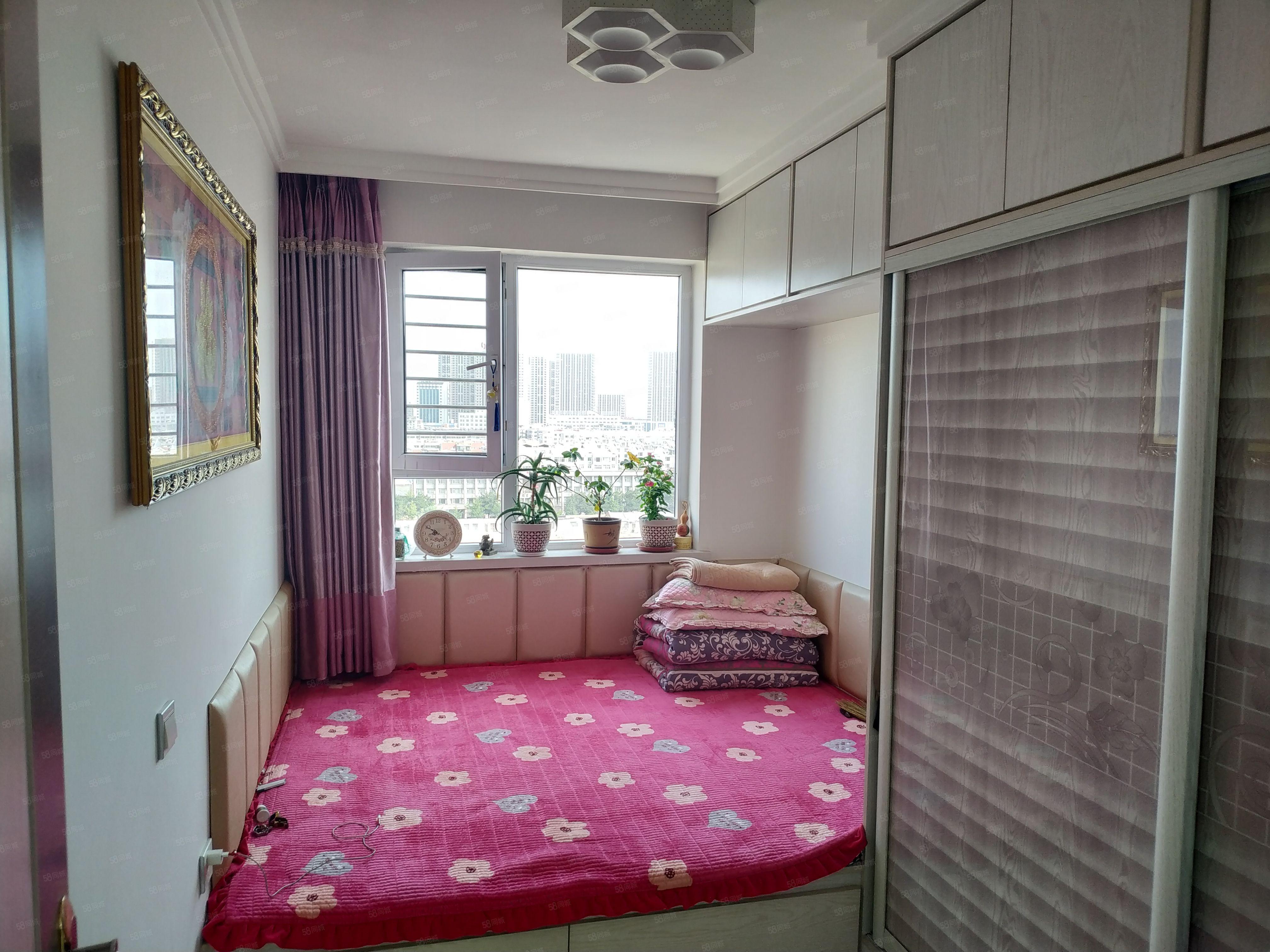 [合家]舒雅名苑79平2室精装修可贷款无大税明厅不临街