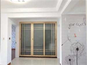 宏业枫华高层观景17层99平米精装房威尼斯人娱乐开户乐格局拎包就住