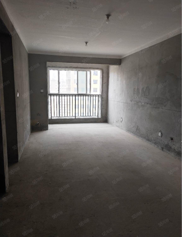 星河灣兩室毛坯現房,有鑰匙隨時看房,新安小學學范區,樓層好戶