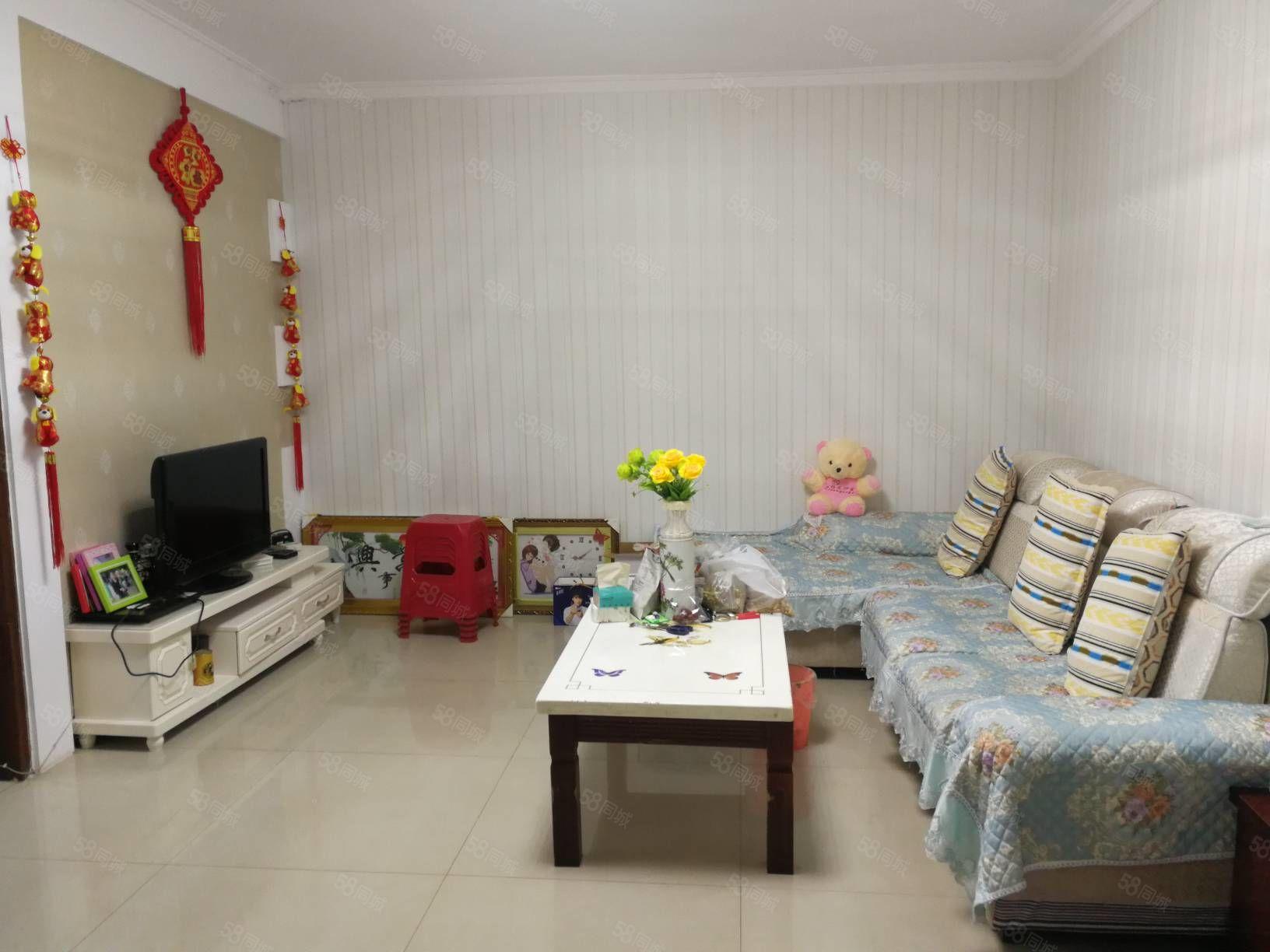 好地段乾亨生態園4樓大兩室精裝修寬敞舒適讀書方便