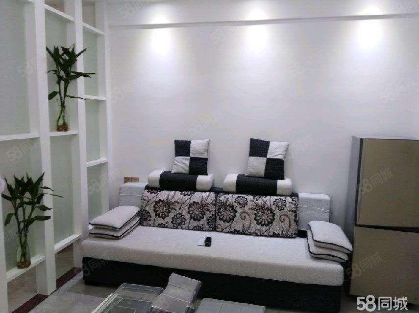 锦绣东方单身公寓精装修,房东诚心出租。