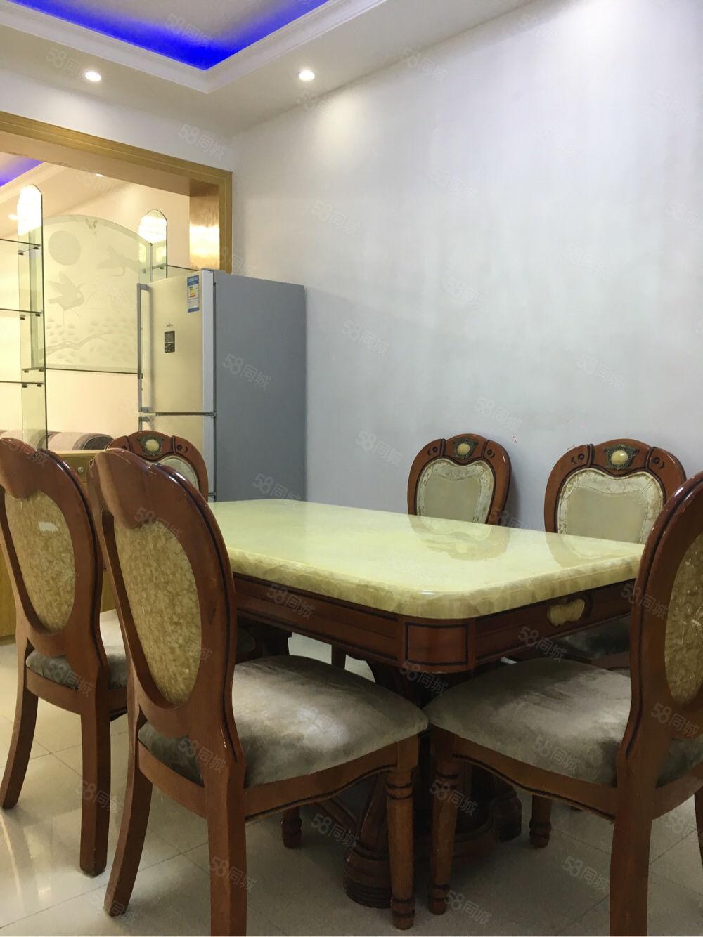 紫荆花园步梯3楼精装3室2厅2卫118平米52.8万