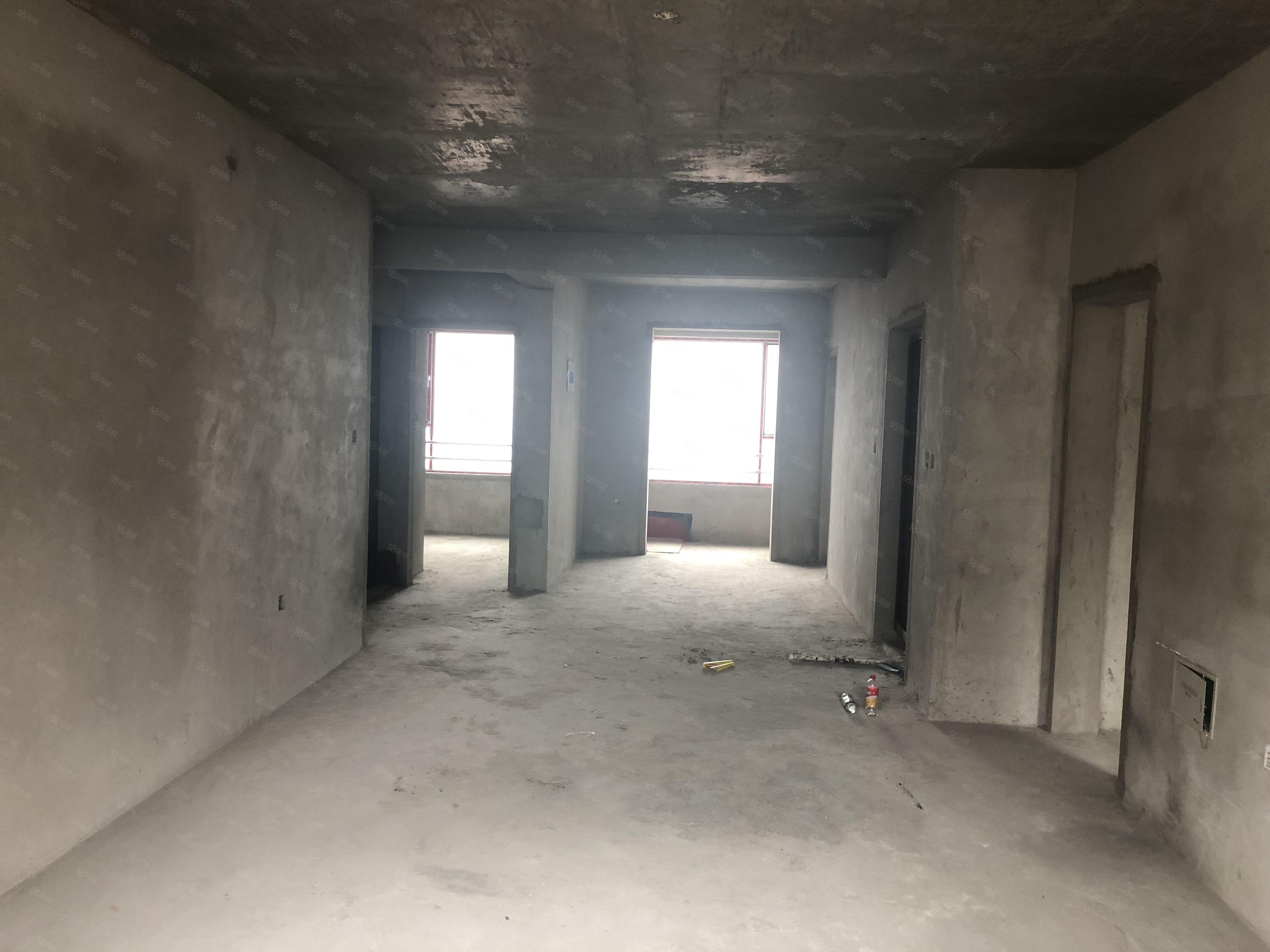 鑰匙房源銀盛華府3居室高層南北通透隨時看房高性價