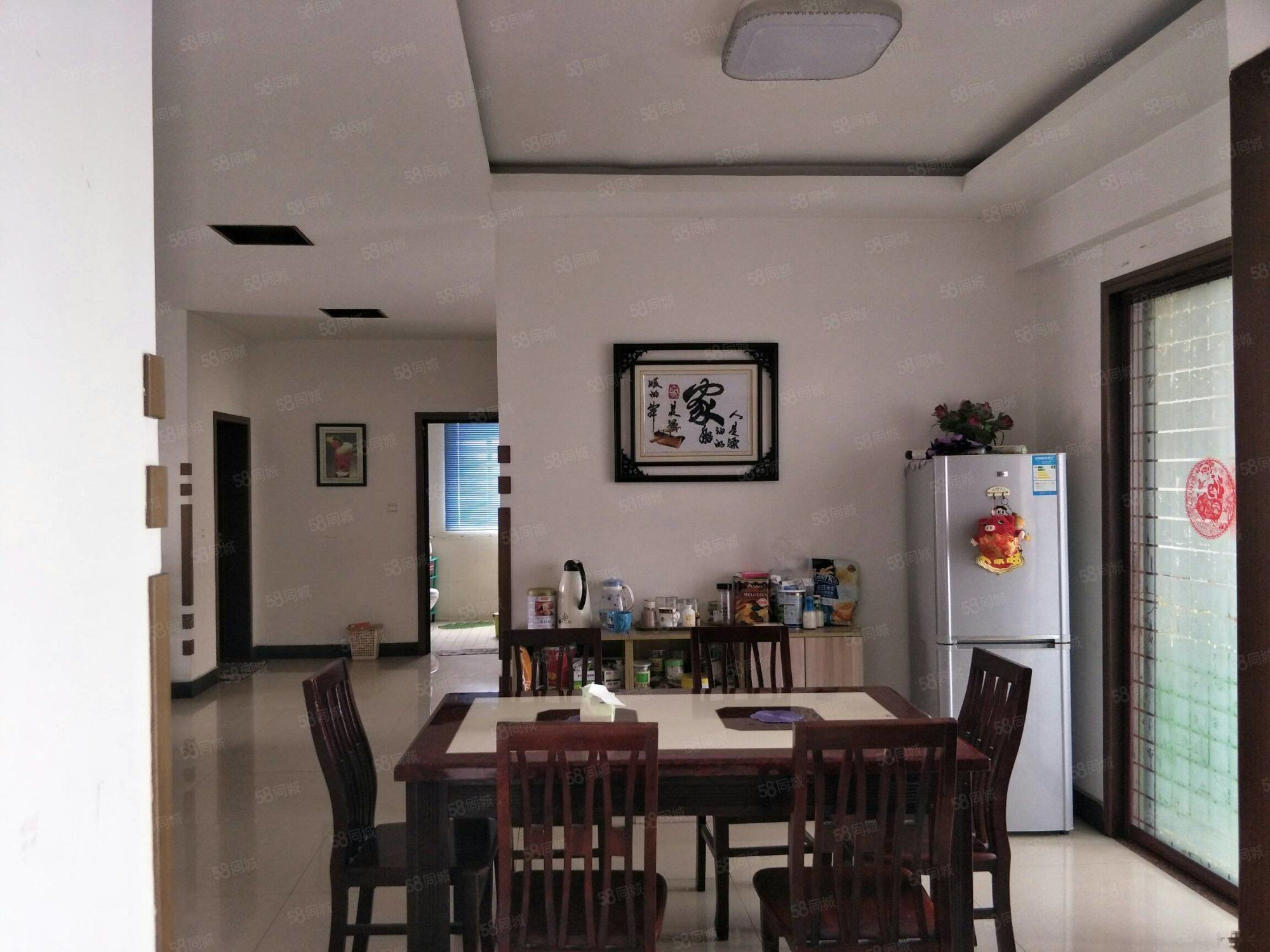 老城區廣場四室兩廳兩衛160平米125萬