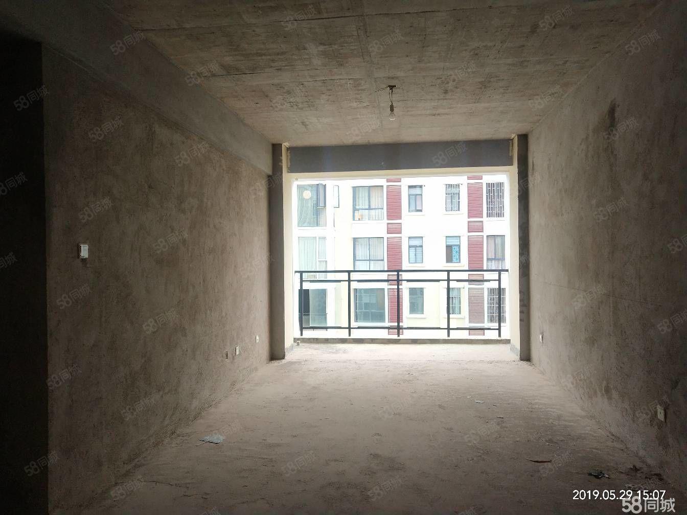 水岸郦城电梯房6楼,3室2厅2卫,支持贷款