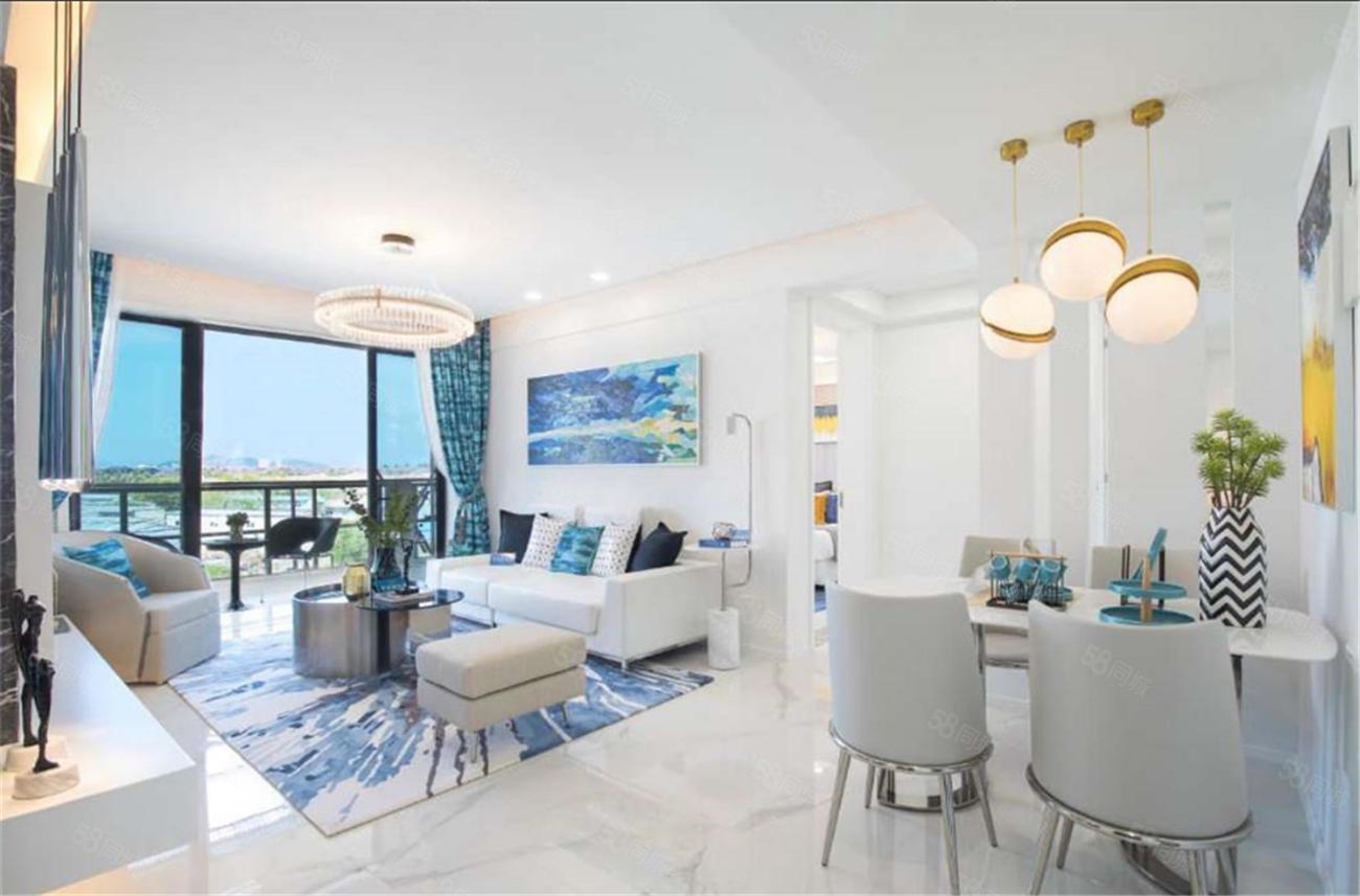 精美洋房(清水湾|阿罗哈)现代风格设计,楼层环境优,交通便利