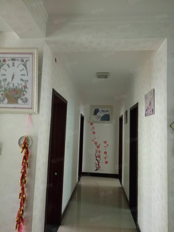 锦江花园3楼简装3室2厅1卫户型方正南北通透郾城实验双片区