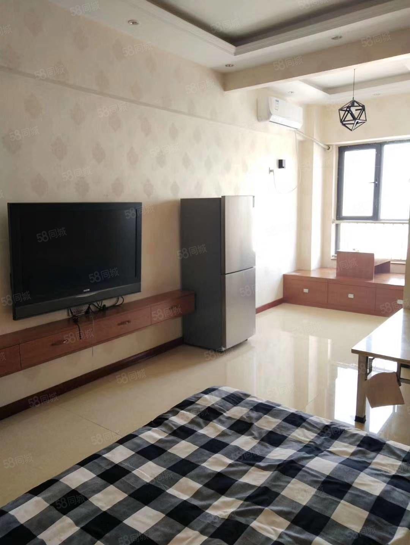 急售,六路口开元公寓52平米精装修带全套家具家电拎包入住