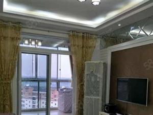 上城国际二室二厅精装修房东急售
