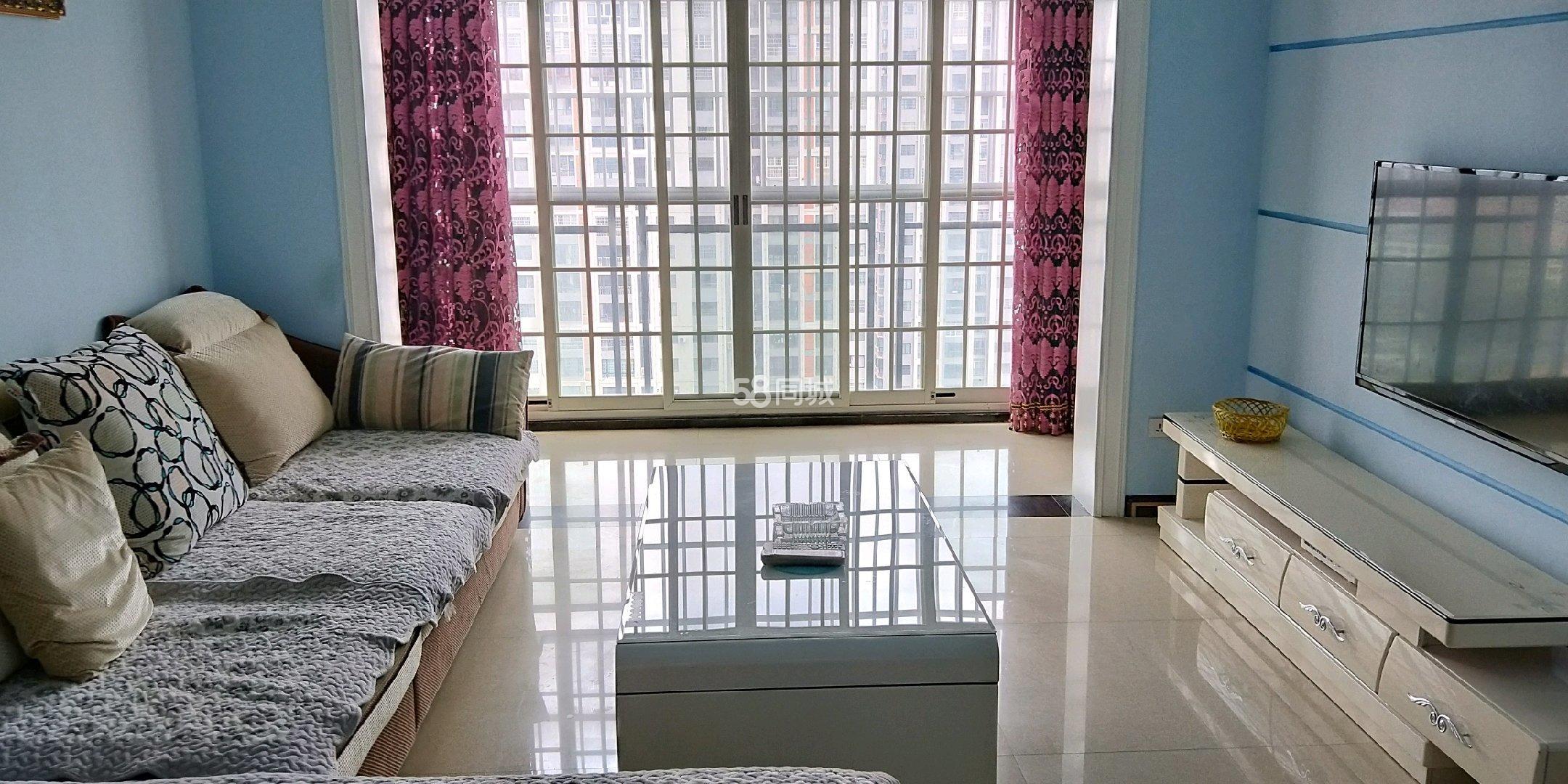 锦美时代广场2室1厅2卫