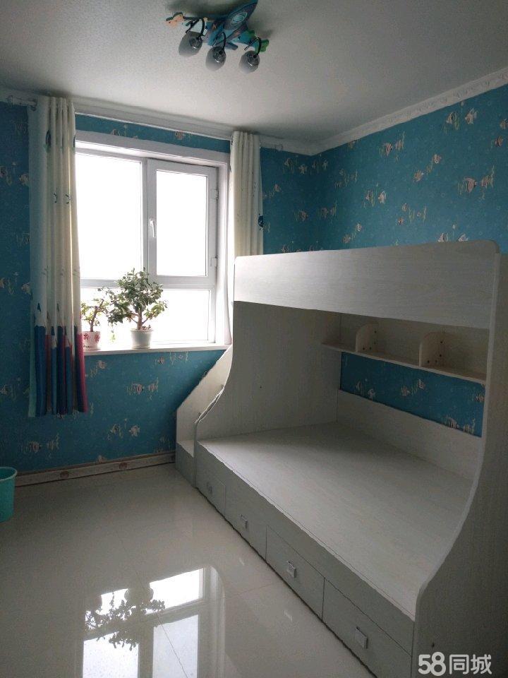 威尼斯人游戏平台金鲁学府五楼精装修,家具家电齐全