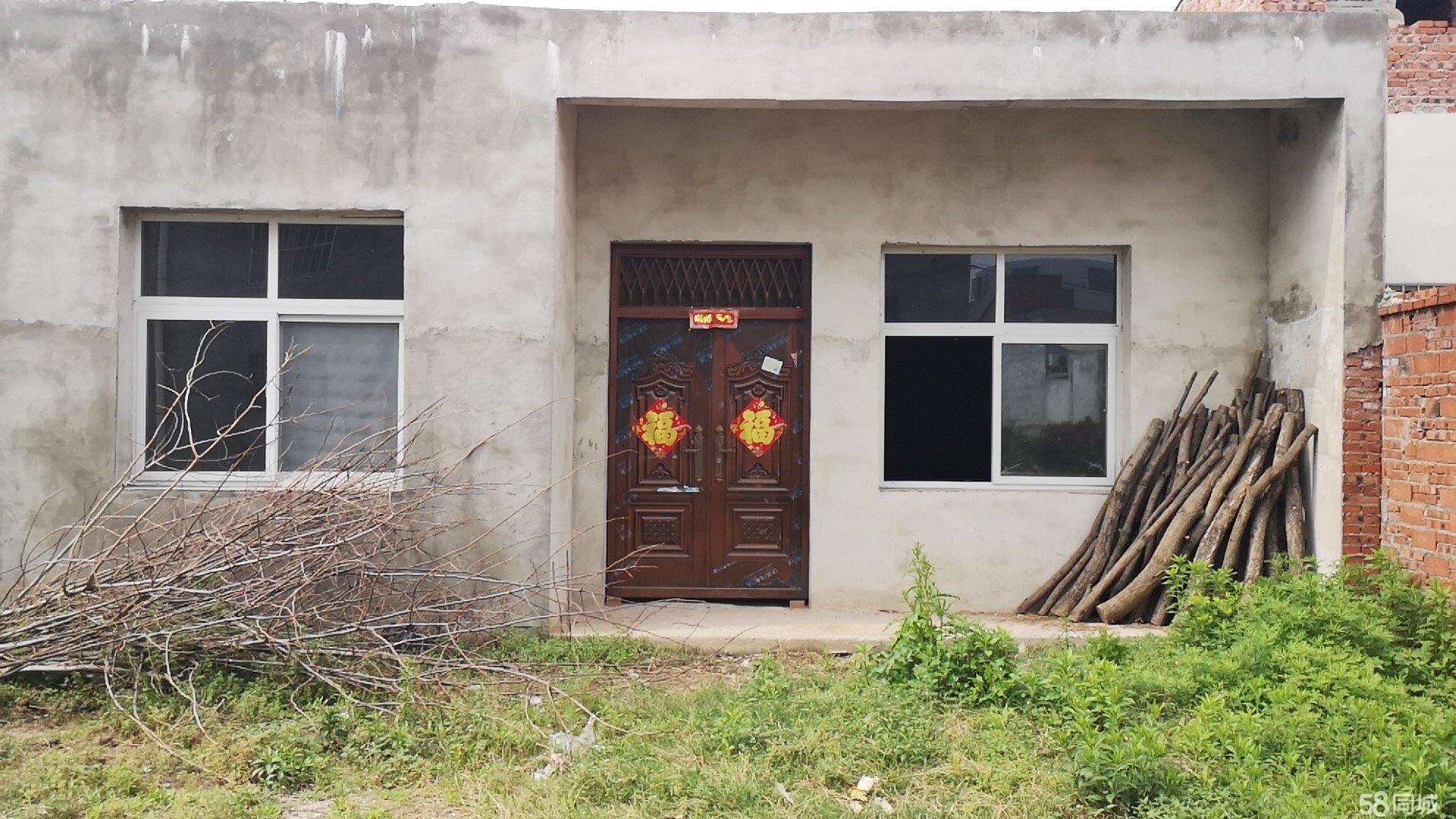 独家小院可以升层两室两厅一厨一卫低价出售
