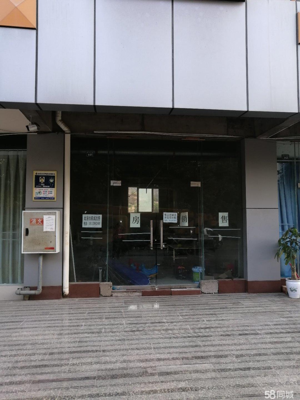 清源小区有一清水门面出租或售
