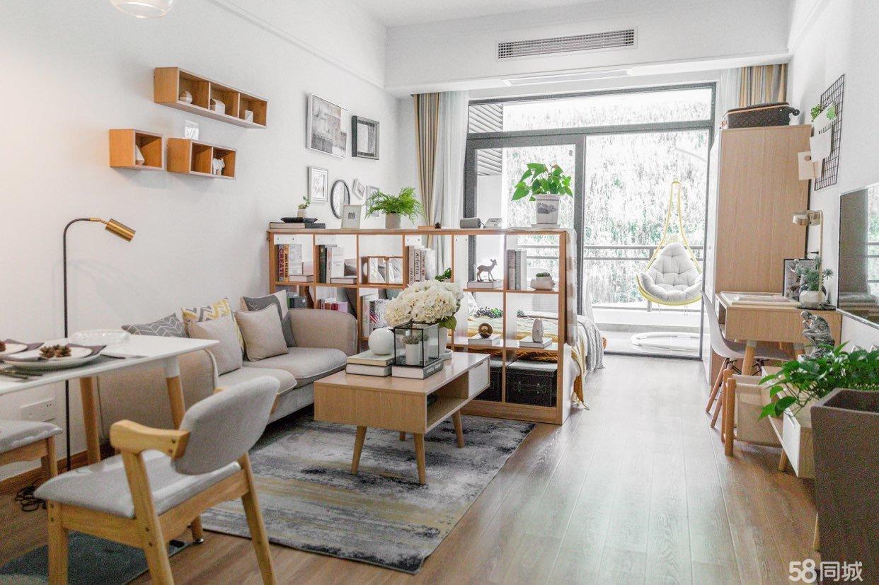 蓝城桃李春风单身公寓总价28-30万精装修拎包入住