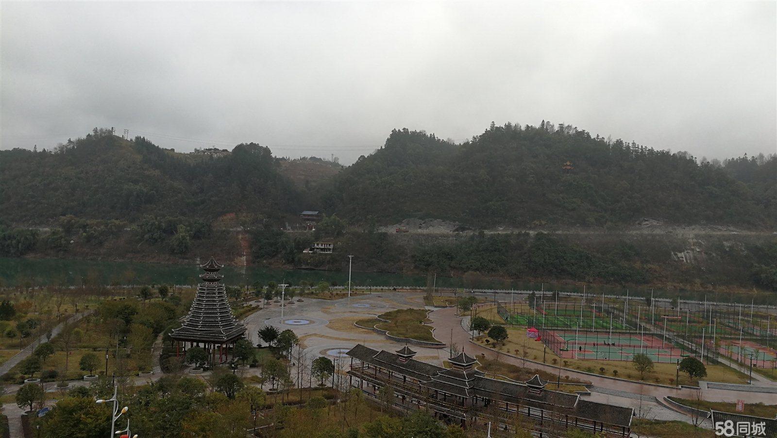 锦州新城A区一线江景房
