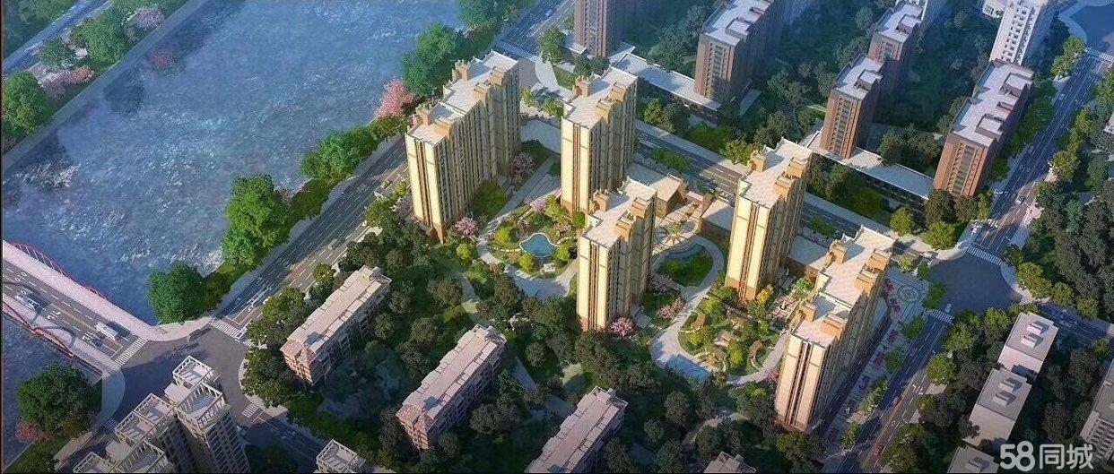 南城广场附近水云居9楼120平米住宅楼