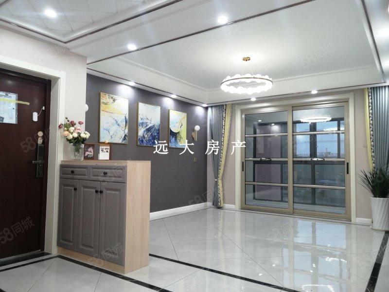 出售,华林苑130平方,三室两厅两卫,精装,9小9中