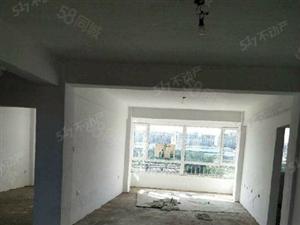 毓水蓬莱三期顶楼114平3室2厅1卫南北