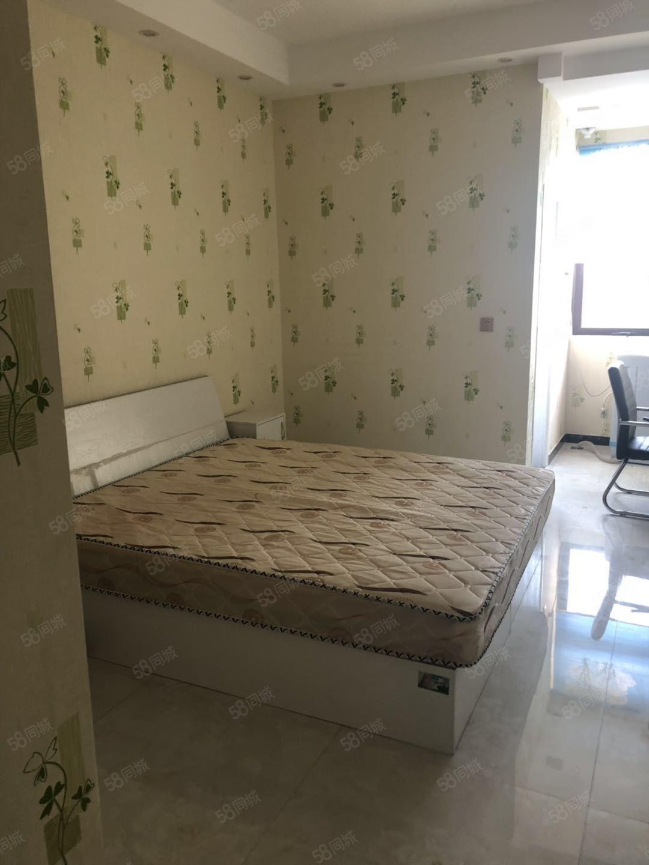 观澜国际,精装单身公寓,拎包入住,看房方便
