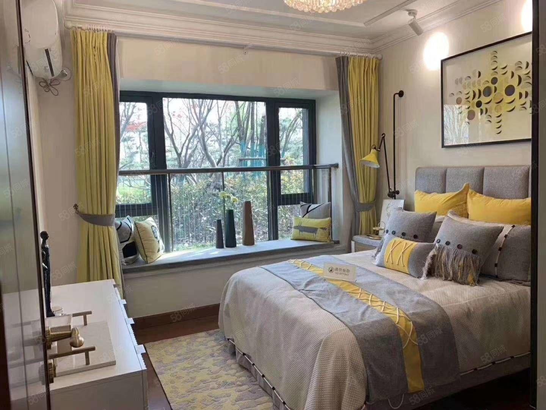 秦汉新城,西安恒大文化旅游城,精装修三室两厅两卫,湖景住宅