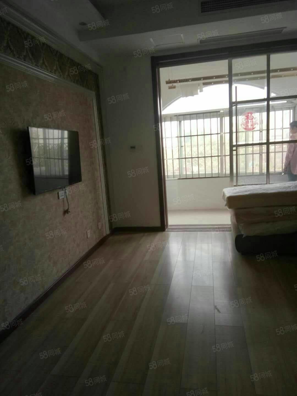 建业小区2楼两室两厅精装带80平米大平台