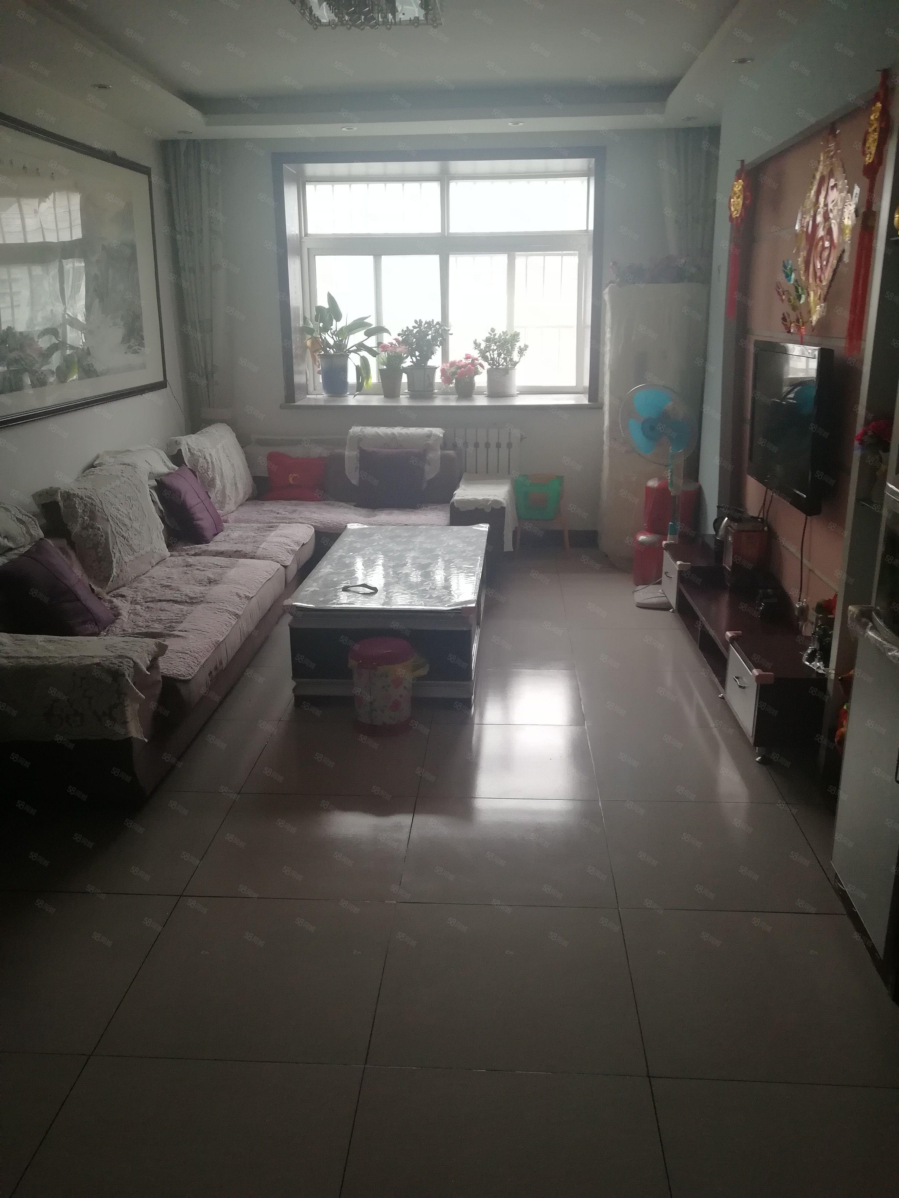 (單價6000多)通達花園 2012年新房 三室朝陽 雙證