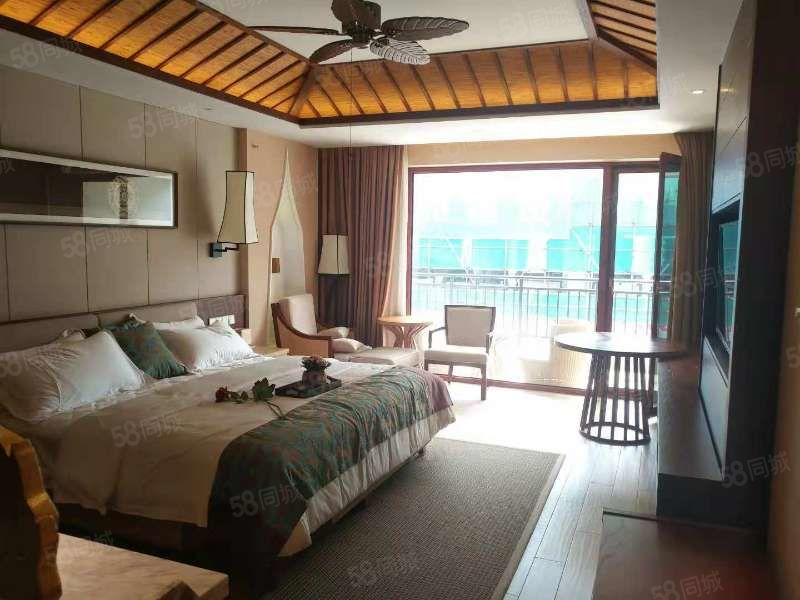 老挝磨丁经济特区精装新房国际自由港免税天堂高铁新城