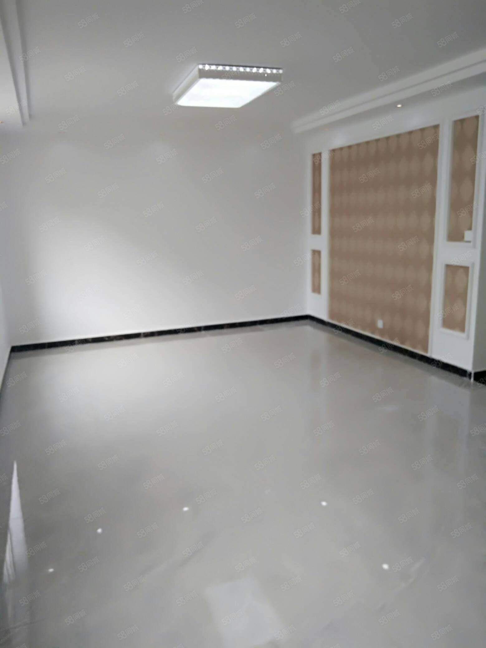 和谐康城A区多层4楼,三室两厅一卫,新装修未住,新政支持贷款