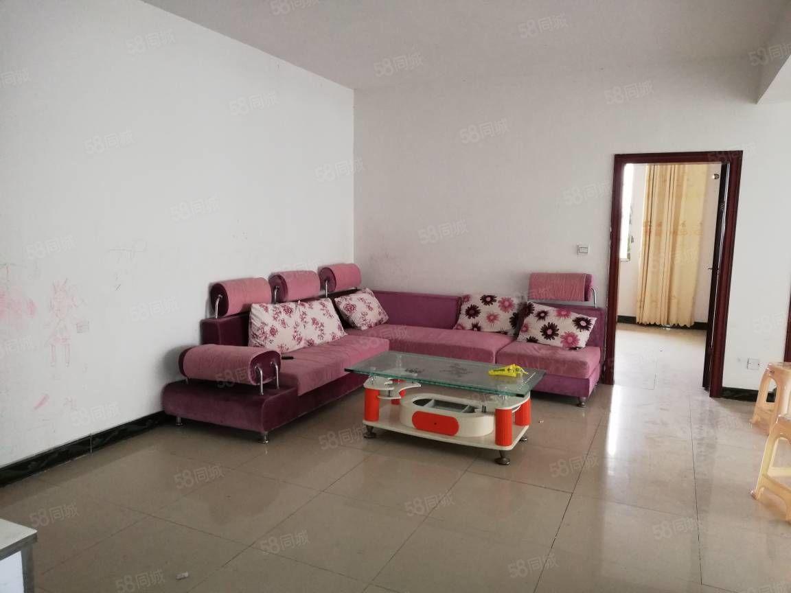 凤凰湾装修大两室可改三室家具家电齐全随时看房
