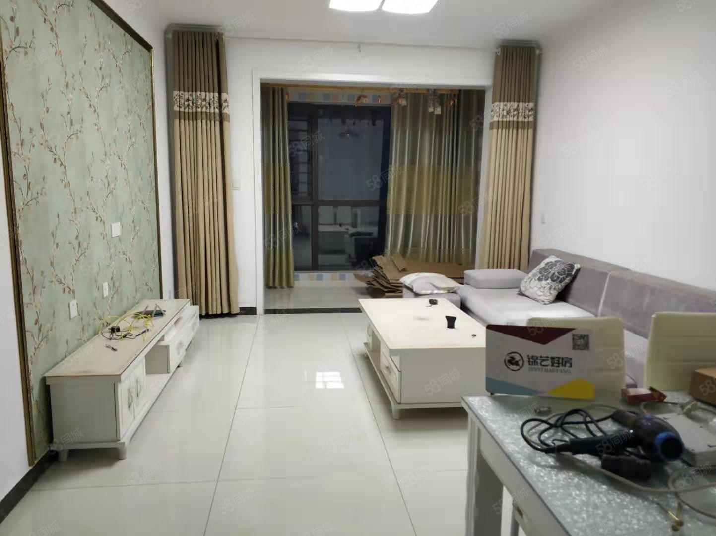 双湖大道龙湖锦艺城精装大三房出租家电齐全随时可看