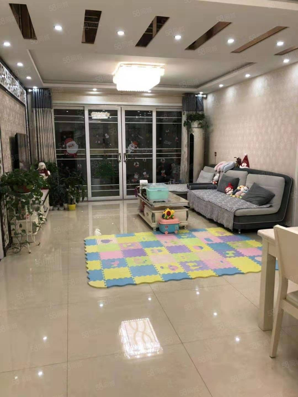 出售黄��海岸10楼132平,3室2厅精装南北通透,有证可分期