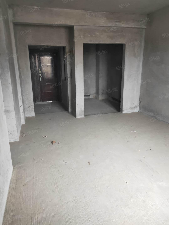 萬峰郡府兩室兩廳一衛96平米毛坯房出售