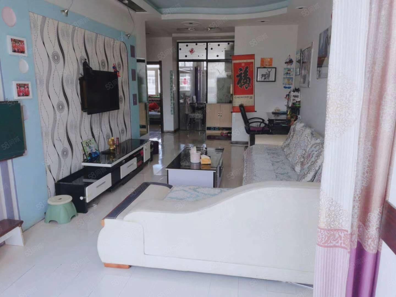 文治小区5层,80平米,两室明厅,校区房