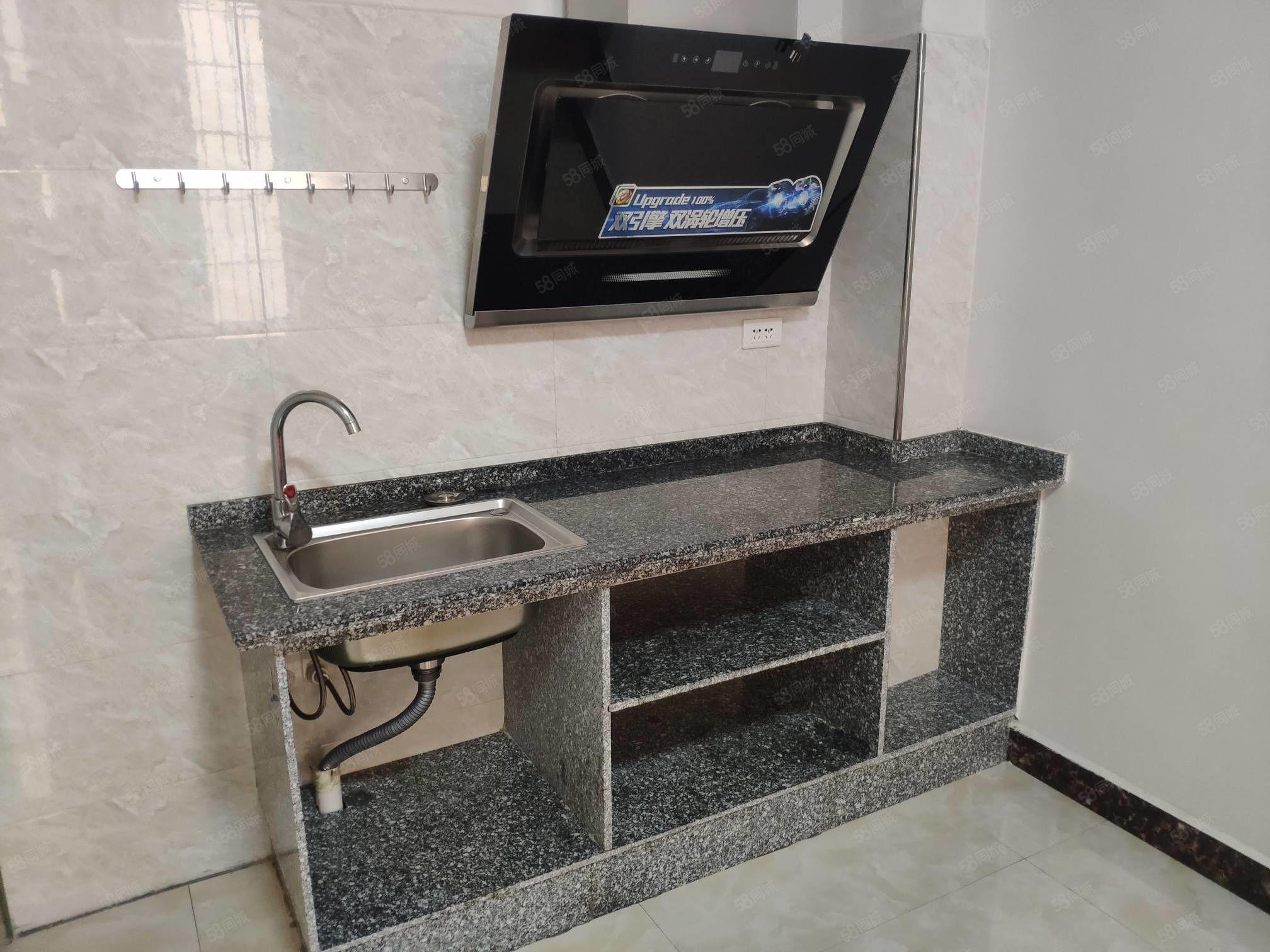 金码头单身公寓新装修一室一厨一卫700到1200,价格可选