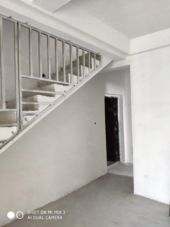 阳光都市复式赠送超多楼梯已经浇筑好楼层好采光佳
