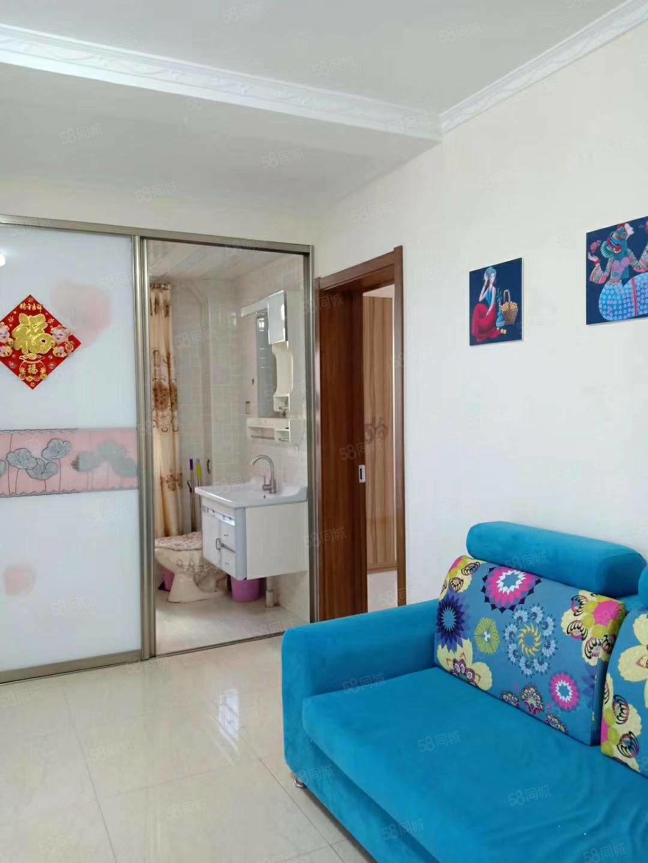 长青家园正一楼南北通透精装修带家具,独立下水卫生间带窗户