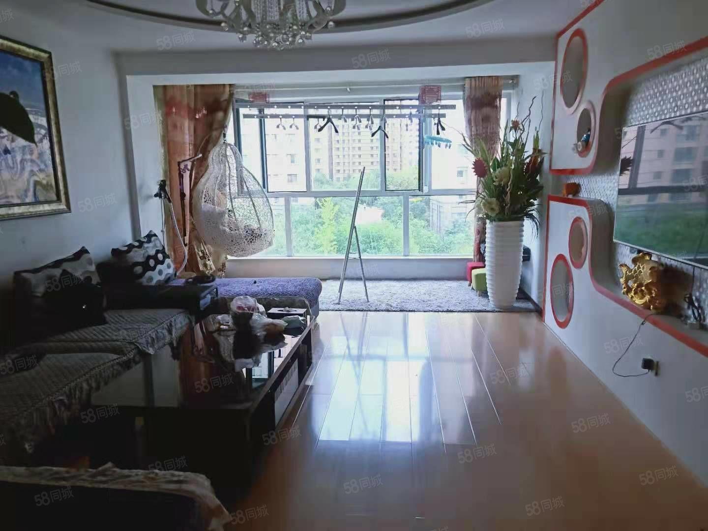 好房急售天一華爾茲南北通透三室兩廳一衛精裝修中間樓