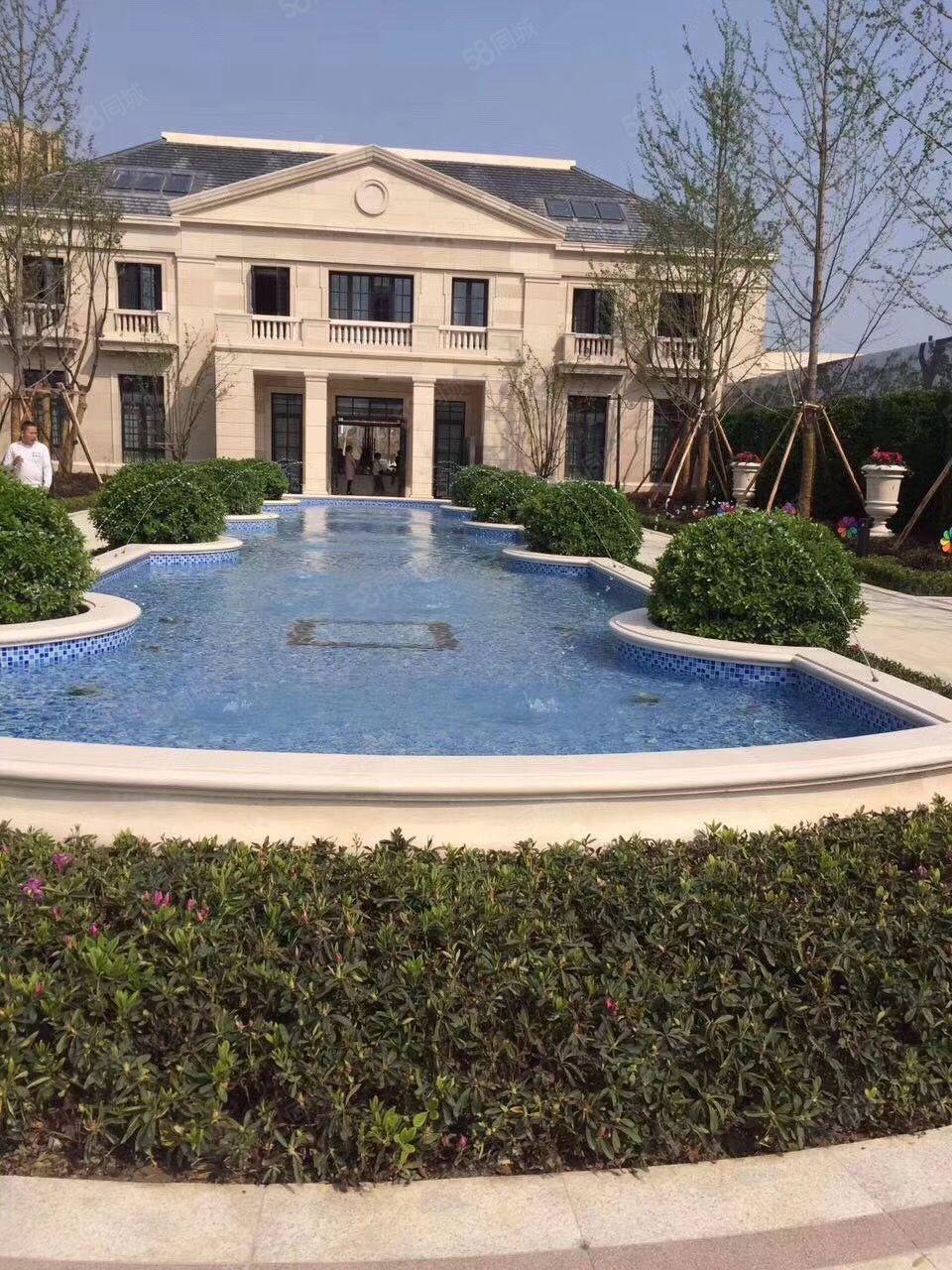 急售绿城阑园一楼带院洋房院子80平方左右稀缺房源