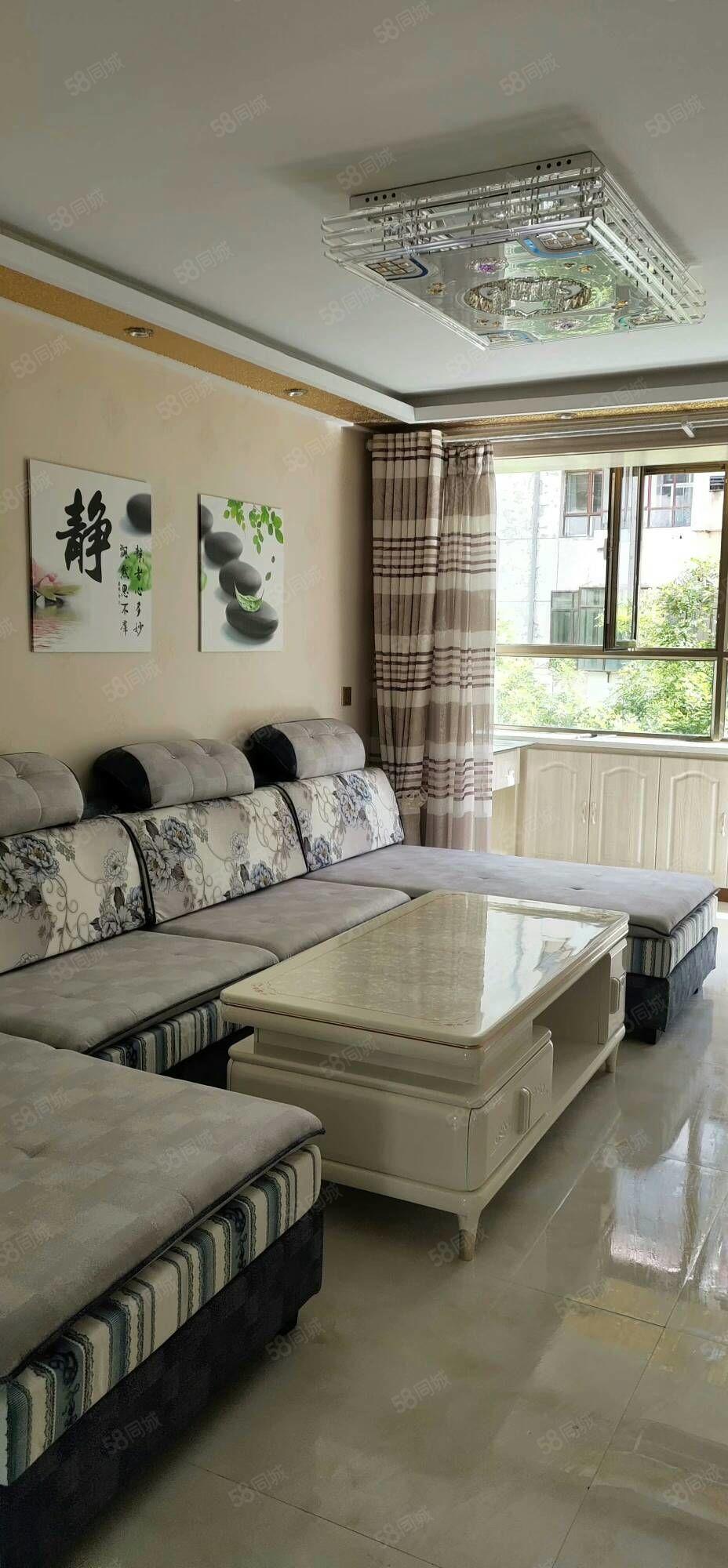 东关苑小区3楼精装地暖婚房,可按揭急售