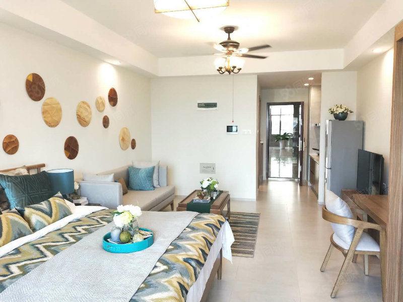老挝磨丁经济开发特区精装小公寓