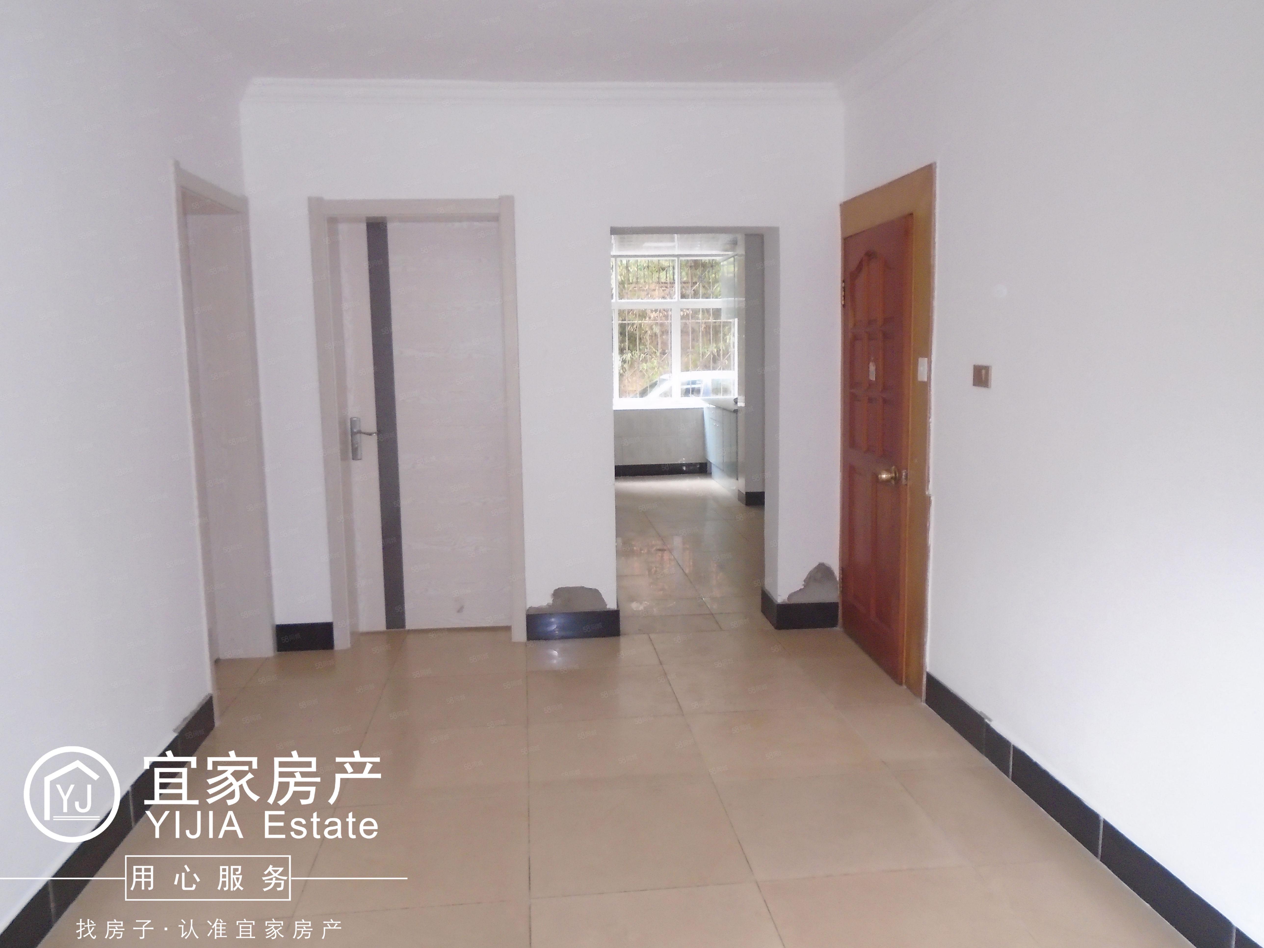 凤凰路烟草服务公司,中档装修,73平米,2室2厅1卫光线好